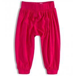 KNOT SO BAD Kojenecké dívčí kalhoty Velikost: 62