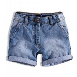 Dívčí džínové šortky MINOTI RIVIERA světle modré Velikost: 98-104