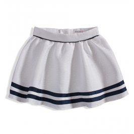 Dívčí sukně MINOTI RIVIERA bílá Velikost: 98-104