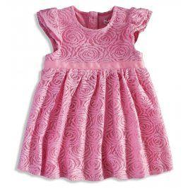Kojenecké krajkové šaty BABALUNO Velikost: 56-62