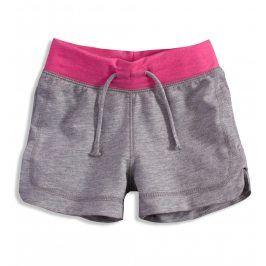 Dívčí šortky Minoti VARSITY šedé Velikost: 128-134