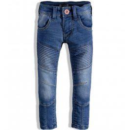 Dívčí džíny DIRKJE LIPSY stretch modré Velikost: 92