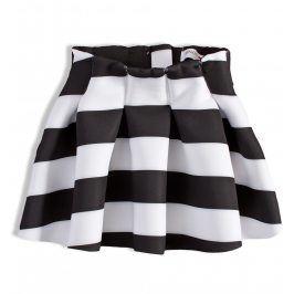 Dívčí sukně MINOTI MIX bílá Velikost: 98-104