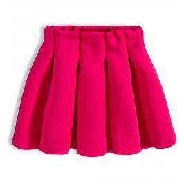 Dívčí sukně MINOTI PERFECT růžová Velikost: 110-116