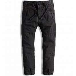 Chlapecké kalhoty MINOTI KID černé Velikost: 92