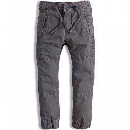 Kojenecké chlapecké kalhoty MINOTI KID šedé Velikost: 80