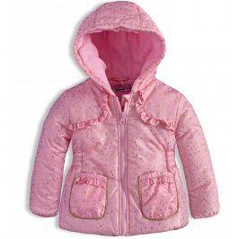Kojenecká zimní bunda DIRKJE LITTLE LADY Velikost: 56