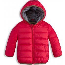 Kojenecká zimní bunda KNOT SO BAD červená Velikost: 74