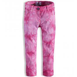 Dívčí barevné džíny  LILLY&LOLA DREAM růžové Velikost: 98-104