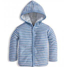 Kojenecký kabátek DIRKJE BIG HUGS modrý Velikost: 62