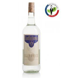 Fonticulus - Sudličkova Pálenice Sudličkova Slivovice 1,0l 50%