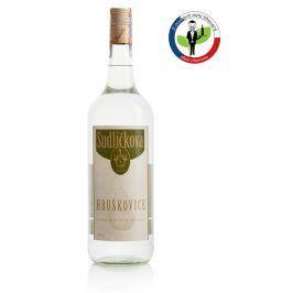 Fonticulus - Sudličkova Pálenice Sudličkova Hruškovice 1,0l 50%