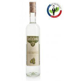 Fonticulus - Sudličkova Pálenice Sudličkova Hruškovice 0,5l 40%