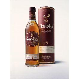 Glenfiddich 15 YO 40% 0,7l