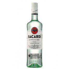 Bacardi Carta Blanca 37,5% 1l