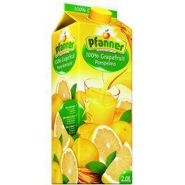 Pfanner 100% grapefruit 2l