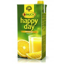 Rauch Happy Day 100% pomeranč 2l
