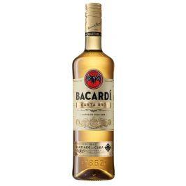 Bacardi Carta Oro 37,5% 1l