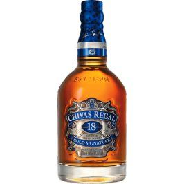 Chivas Regal 18 YO 40% 0,7l