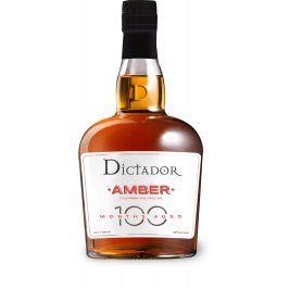 Dictador 100 months Amber 40% 0,7l