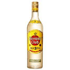Havana Club 3yo 40% 0,7l