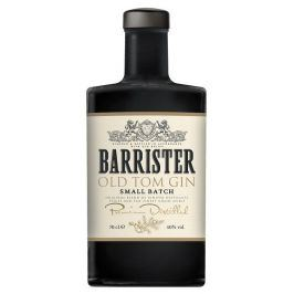 Barrister gin Old Tom 40% 0,7l