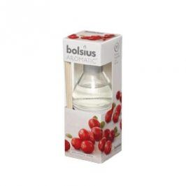 Bolsius Osvěžovač vzduchu - difuzér, brusinka, objem 45 ml