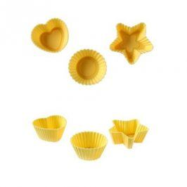 TORO Pečící forma na muffiny mini, silikon 32 ks, 3,5 x 3,5 x 1,7 cm