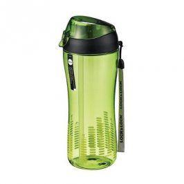 LOCK&LOCK Sportovní láhev 550 ml se silikonovým brčkem - zelená
