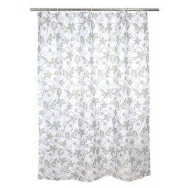TORO 263921 polyester bílá/šedá 180x180 cm