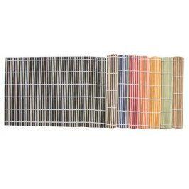 TORO Prostírání bambus 4ks - světle modré 45x30cm