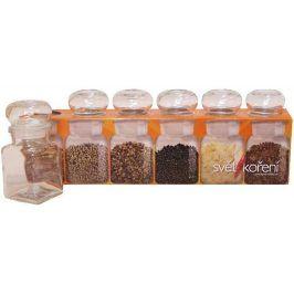 Provence Kořenka 150 ml, sklo, čirá, 6 ks