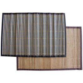TORO Bambusové prostírání s obrubou set 4 ks, 30 x 45 cm
