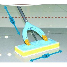 TORO Mop BUTTERFLY s teleskopickou tyčí, 140 cm