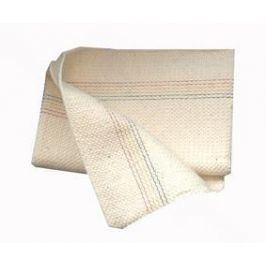 TORO Hadr na podlahu,50 x 60 cm, bílá, textilie