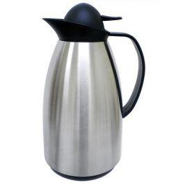 TORO Nerezová termoska s aroma tlačítkem 1 l