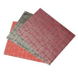 TORO Prostírání tkané čtverec 45 x 30 cm
