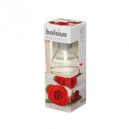 Bolsius Osvěžovač vzduchu - difuzér, růže, objem 45 ml