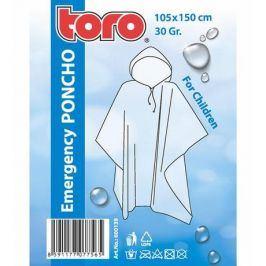 TORO PONCHO PLÁŠTĚNKA PRO DĚTI, VEL: 105X150CM