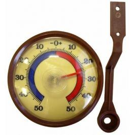 Provence Venkovní teploměr, od - 50 °C do + 50 °C, 7,1 x 2 cm