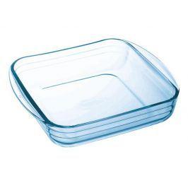 OCUISINE Pekáč O''Cuisine hranatý 20x17x6cm/1L, sklo