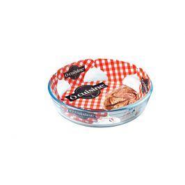 OCUISINE Forma na koláč OCuisine 23 cm, sklo