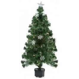 Christmas gifts VÁNOČNÍ STROMEK 60CM S 9 SNĚHOVÝMI VLOČKAMI