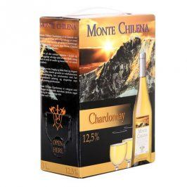 Monte Chilena CHARDONNAY MONTE CHILENA 3L BAG-IN-BOX