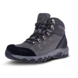 Pánské trekové boty Nordblanc Rugged Velikost bot: 41 / Barva: šedá