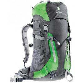 Dětský batoh Deuter Climber Barva: šedá/zelená