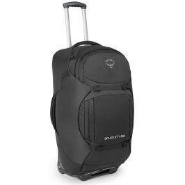 Batoh/Taška na kolečkách Osprey Sojourn 80 II Barva: černá
