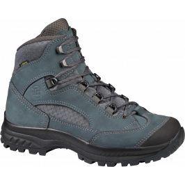 Dámské boty Hanwag Banks II Lady GTX Velikost bot (EU): 40,5 (UK 7) / Barva: šedo-modrá
