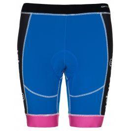 Dámské cyklistické kraťasy Kilpi Troi-W Velikost: XL (42) / Barva: modrá