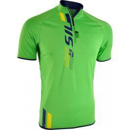 Pánský dres Silvini Turano MD1013 Velikost: XL / Barva: zelená